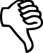 ThumbsDown_WikimediaCommons