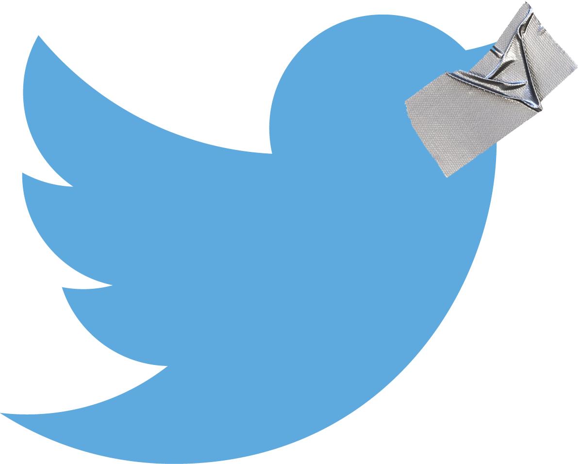 Twitter silenced